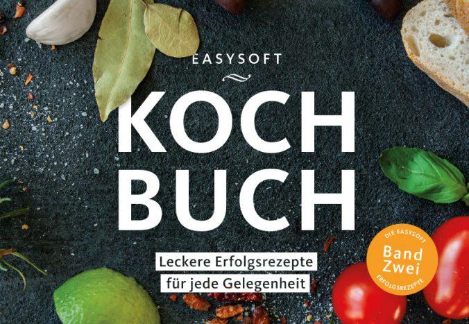 easySoft Kochbuch Band Zwei