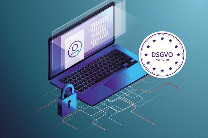 Datenschutz mit einem digitalen Datenschutzassistenten