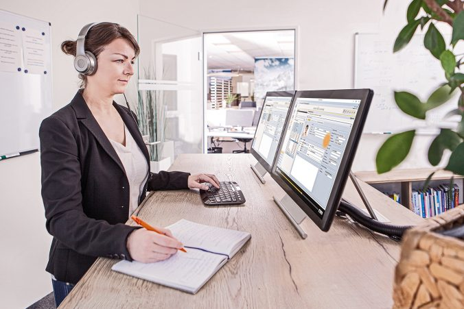 Distance Learning - Lernen aus dem Homeoffice